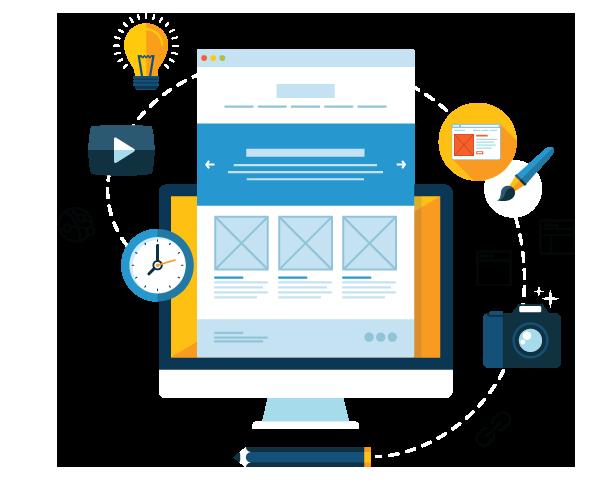 Web design services - Best web design company in Delhi, India